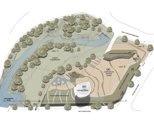 uMkhumbane Place, Master Plan. Choromanski Architects