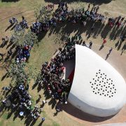 uMkhumbane Museum, Queen Thomo Memorial. Choromanski Architects