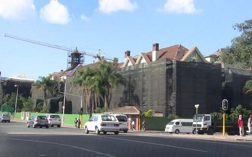 Durban University of Technology (DUT) Renovations. Choromanski Architects