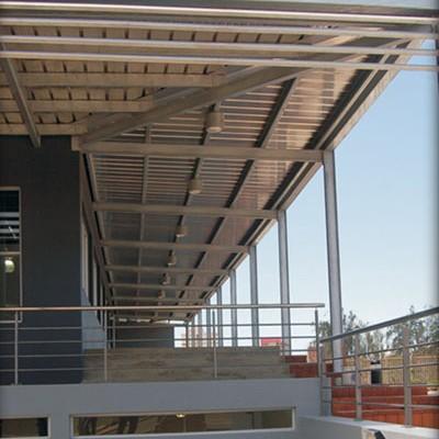 Scala Theatre Durban University of Technology (DUT). Choromanski Architects