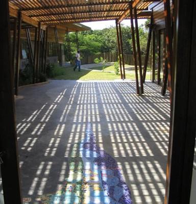 St. Lucia Heritage Park. Choromanski Architects