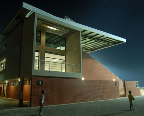 Princess Magogo Stadium, KwaMashu Durban. Choromanski Architects