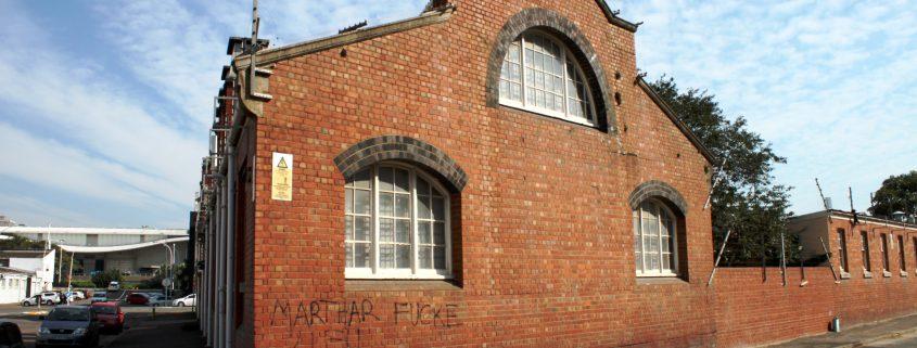 Rivertown Beerhall. Choromanski Architects