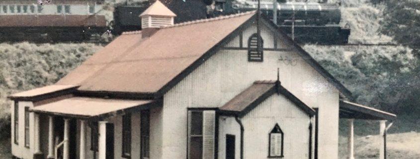 Durban Presbyterian Church. Choromanski Architects