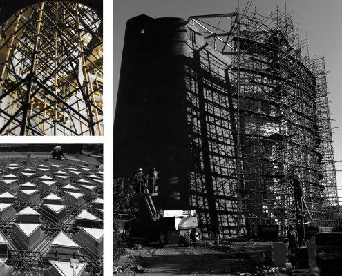 Construction. Choromanski Architects